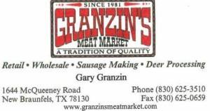 Granzins web